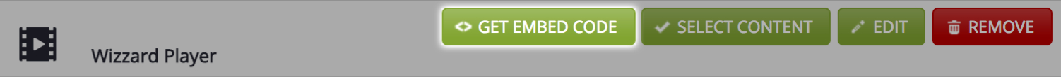 Get Embed Code